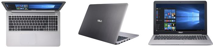 Best laptop with nvidia is Asus K501UX