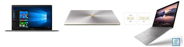 Asus ZenBook 3 UX390UA